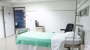 Dreaming Turkey A Class Hospital Bed