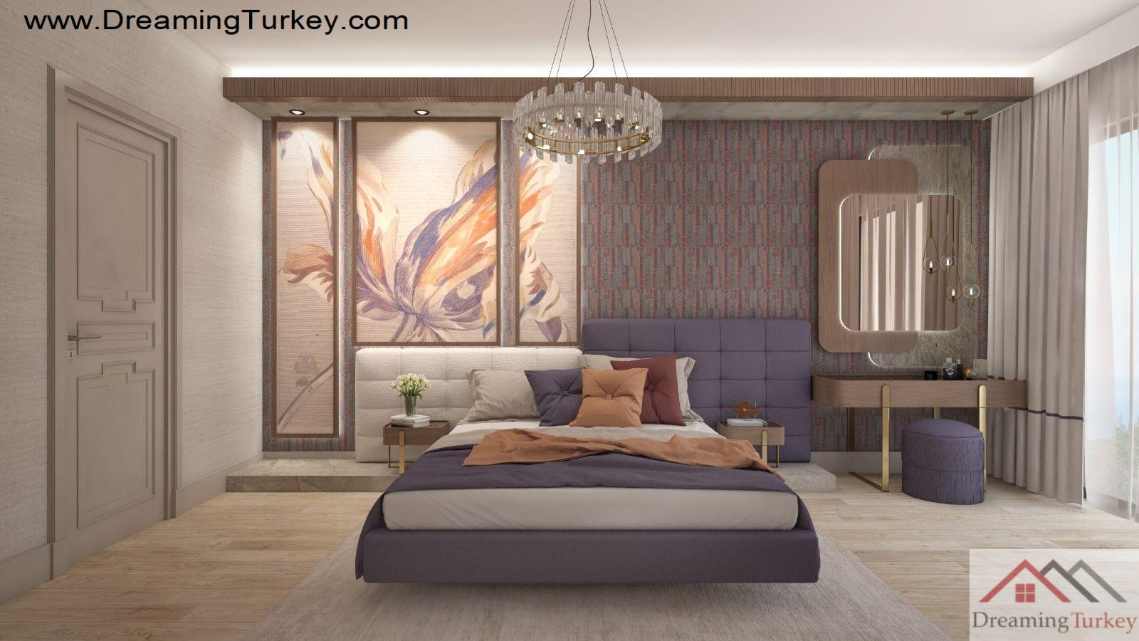5-Bedroom Duplex with 2 Living Rooms Near the Sea in Istanbul