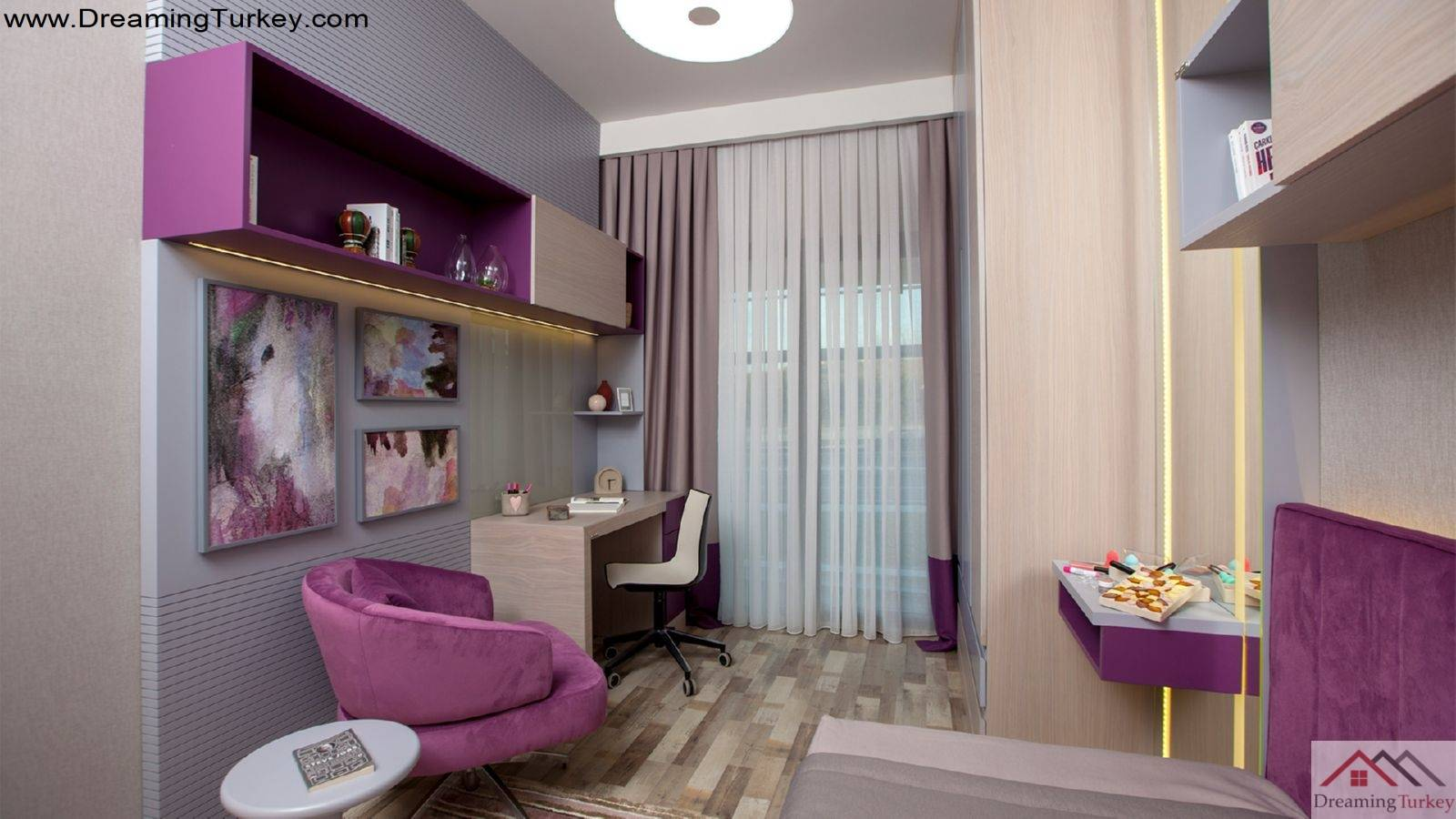 2-Bedroom Apartment Next to the Metrobus in Istanbul