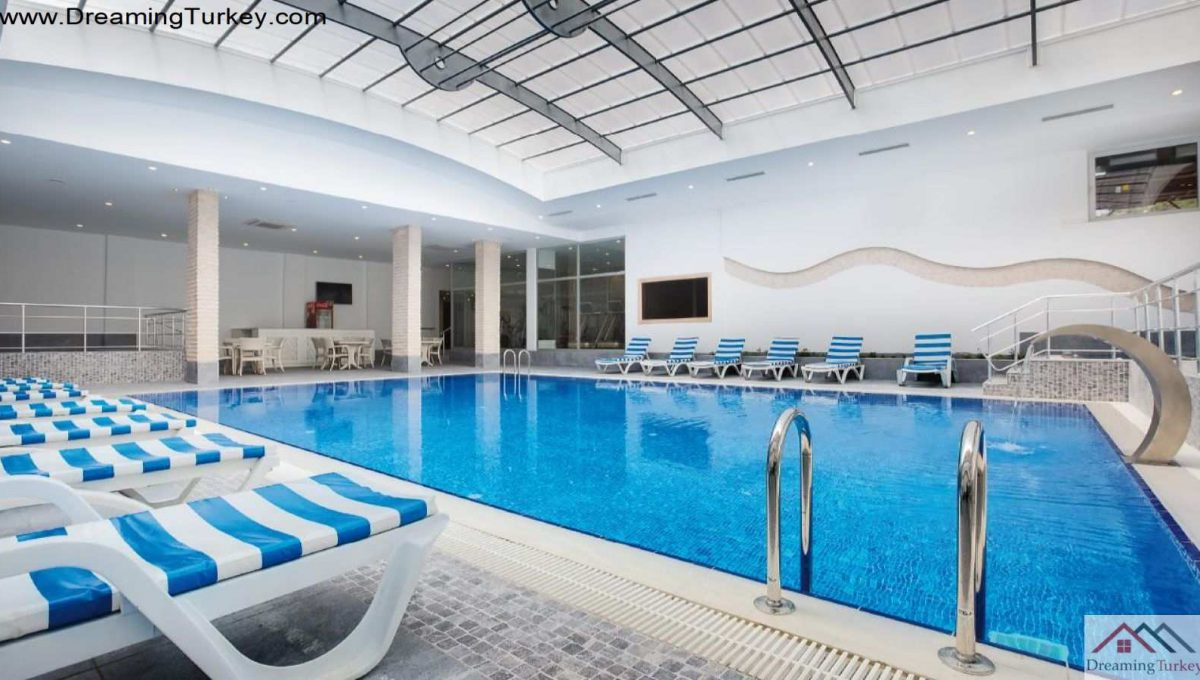Apartment Inside a Complex Close to Metrobus Swimming Pool