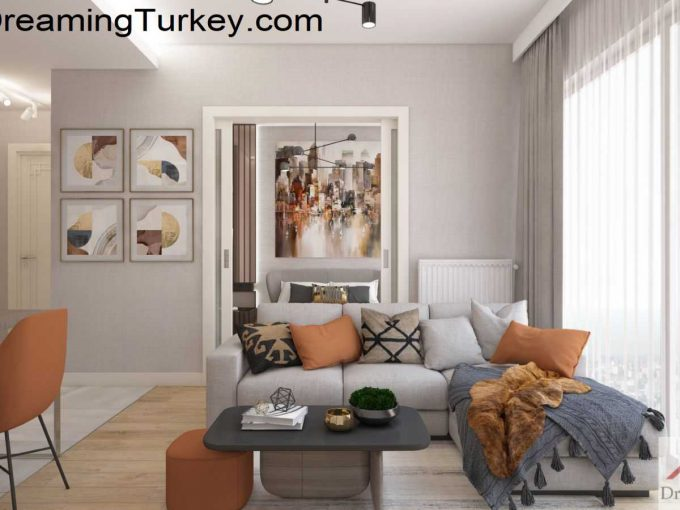 Apartment in the center of Istanbul 1+1