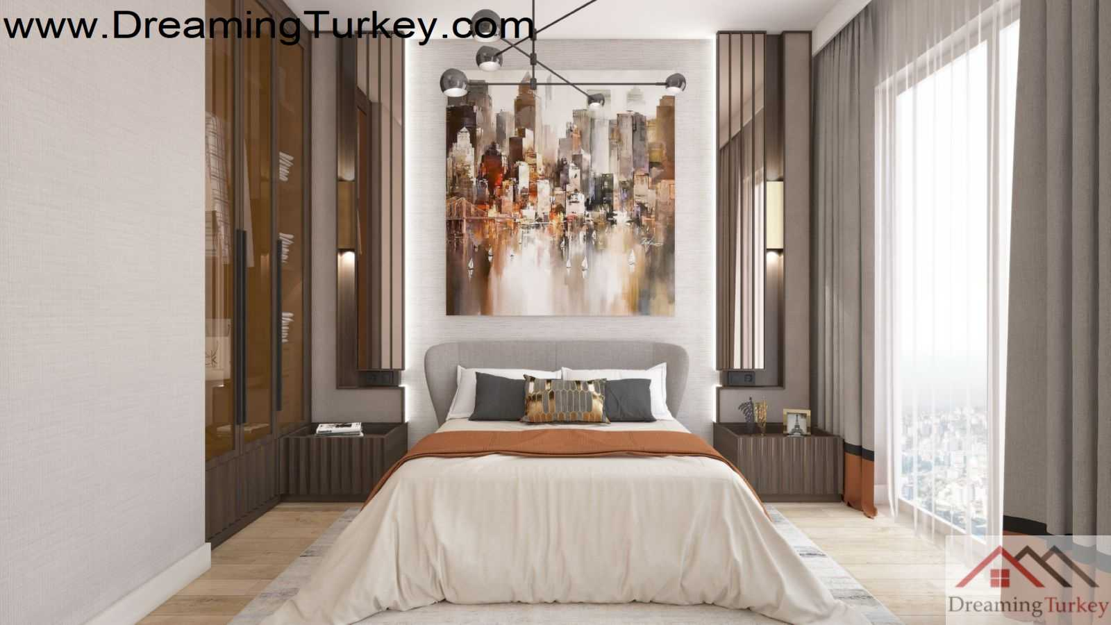 2-Bedroom Apartment in the Center of Istanbul