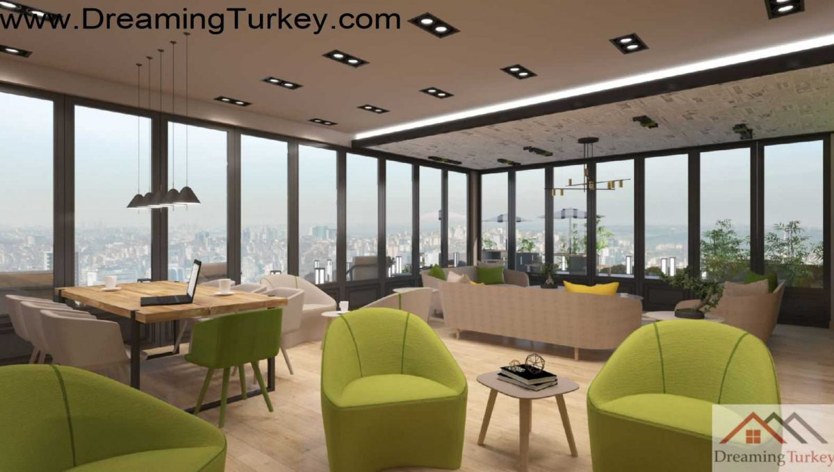 Apartment in the center of Istanbul