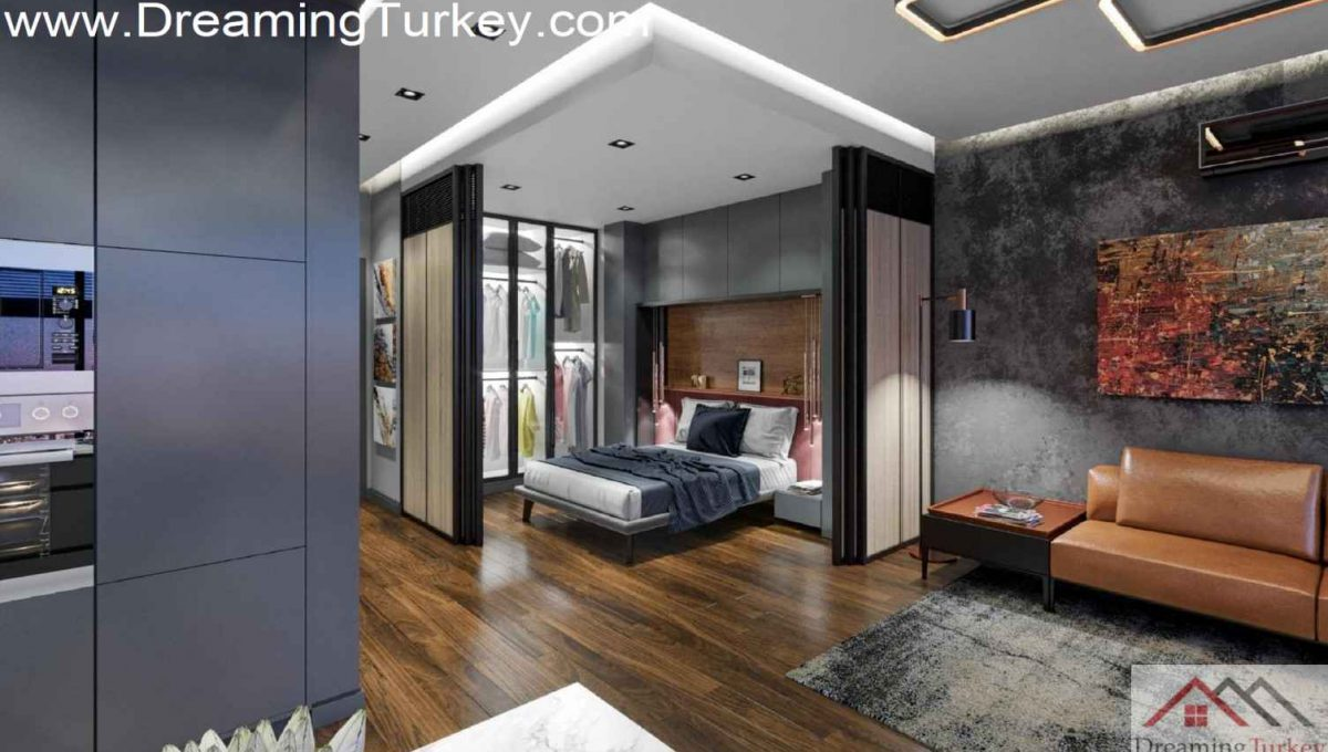 Residence Apartment in the Heart of Istanbul 1+1