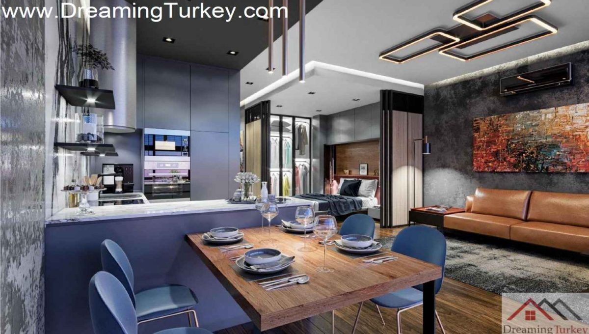 Residence Apartment in the Heart of Istanbul 2+1