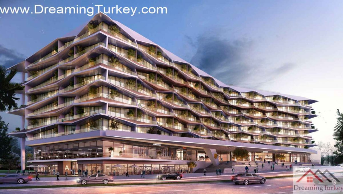 Residence Apartment in the Heart of Istanbul 1