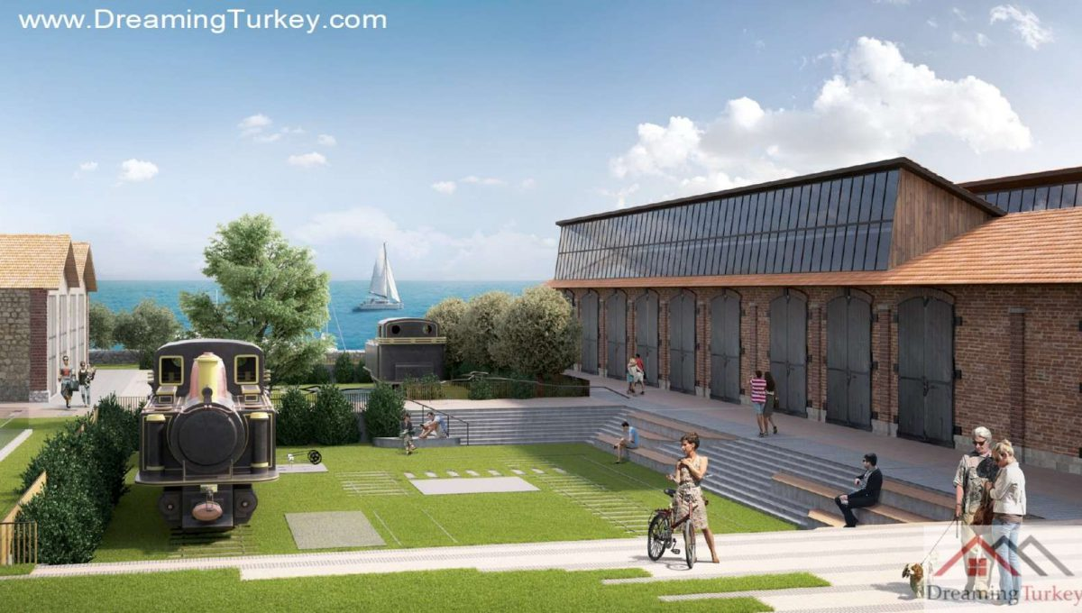 Residence Near the Sea in the Center of Istanbul 2