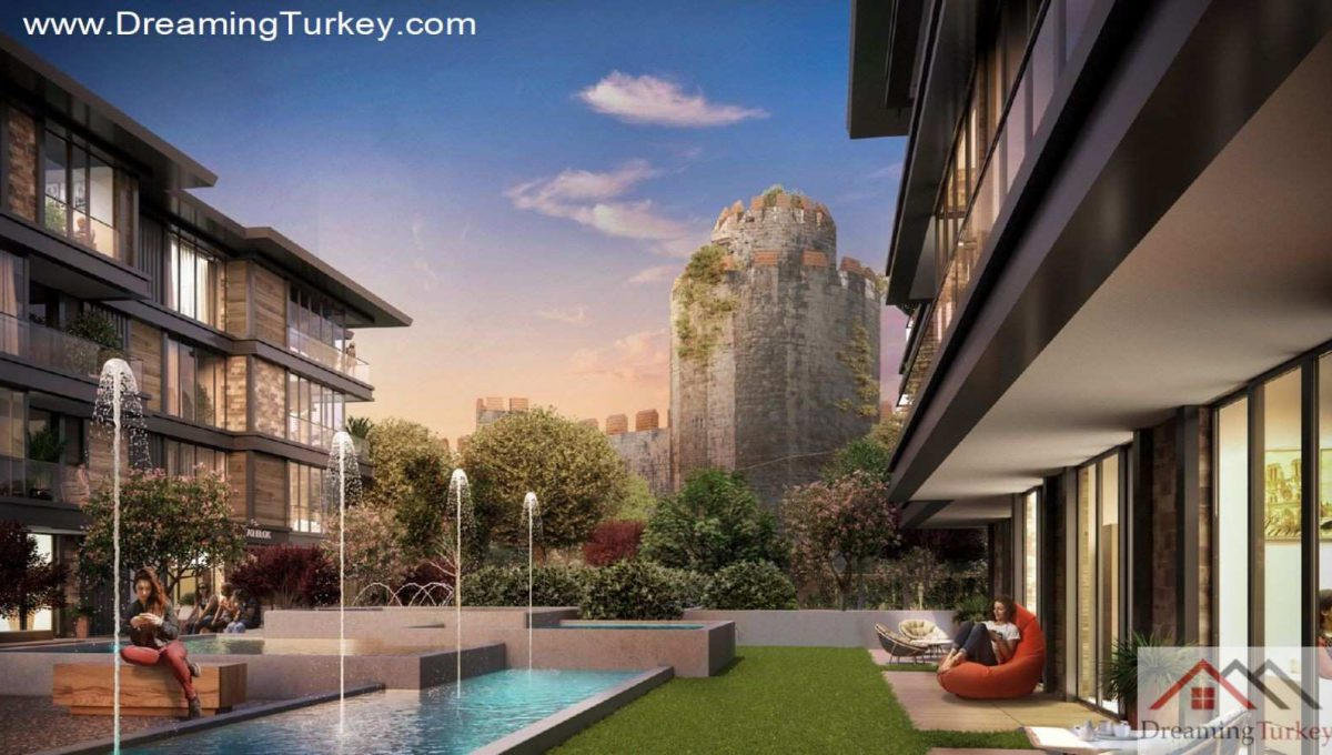 Residence Near the Sea in the Center of Istanbul 3