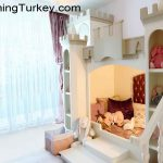 Luxury Complex with an Artificial Lake in Istanbul 2+1