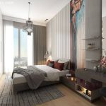 Apartment in a Fully Equipped Complex in Istanbul 1+1