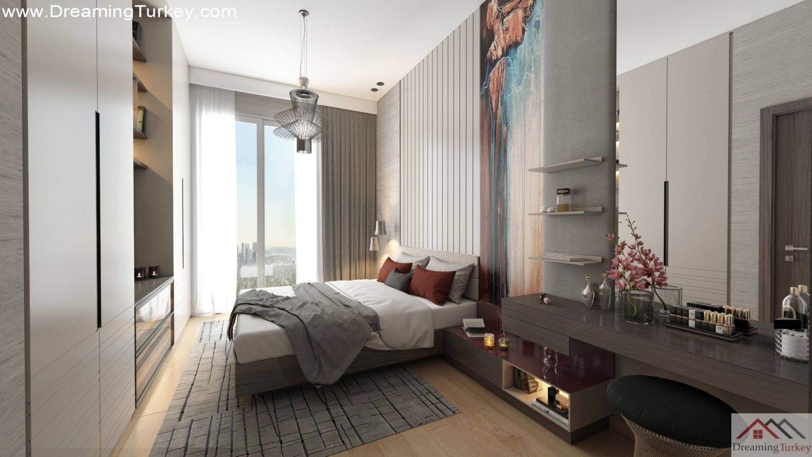 1-Bedroom Apartment Inside a Fully Equipped Complex