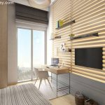 Apartment in a Fully Equipped Complex in Istanbul 2+1