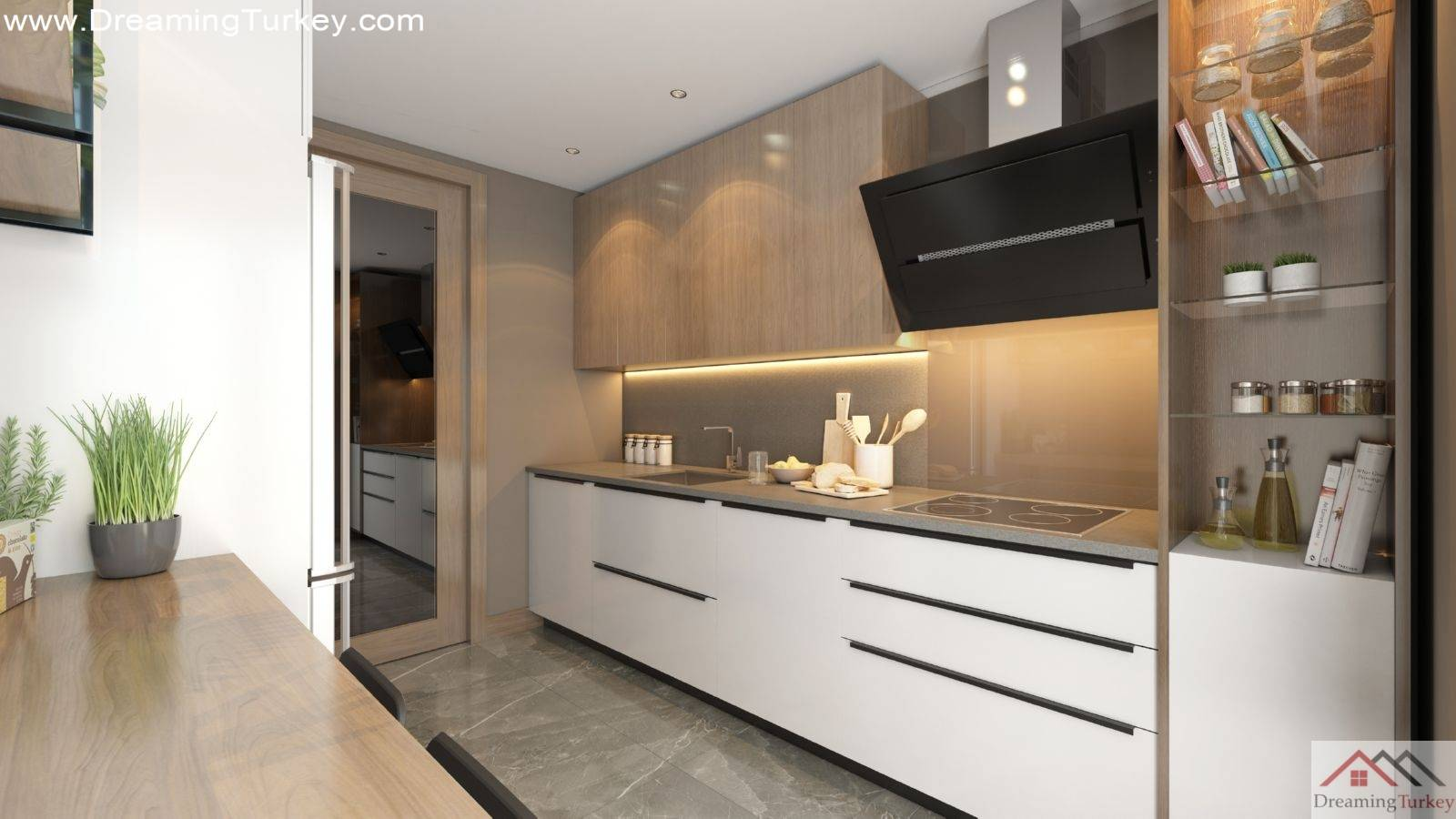 3-Bedroom Apartment Inside a Fully Equipped Complex