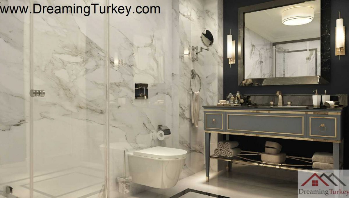 Apartment near Taksim Square in Istanbul 1+1