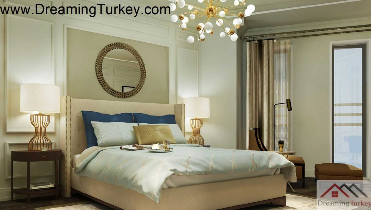 Apartment near Taksim Square in Istanbul 2+1