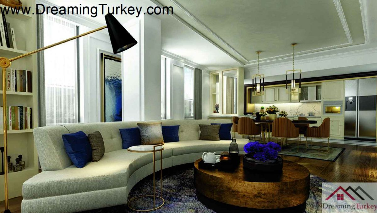 Apartment near Taksim Square in Istanbul 3+1