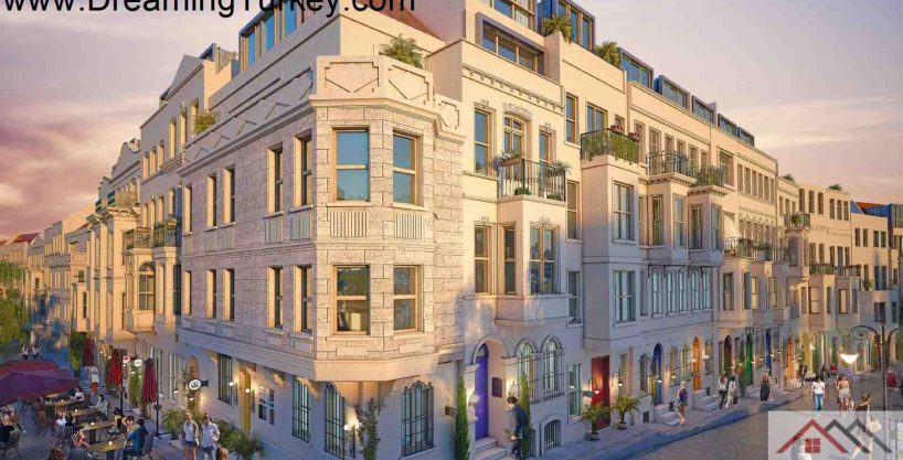 Residence Apartment near Taksim Square in Istanbul 1+1