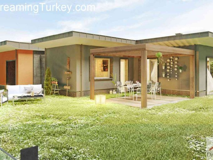3Bedroom Detached Villa with a Lake View in a Complex