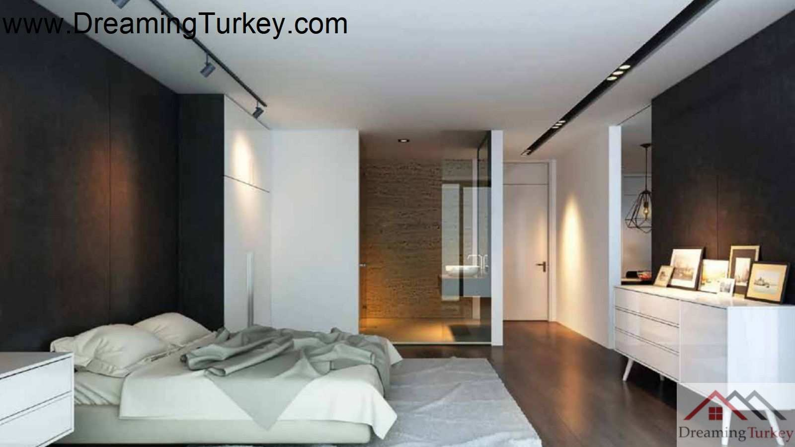 2-Bedroom Apartment in a Modern Complex Near the Metrobus