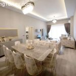 Classic Complex with a Lake View in Istanbul 4+1